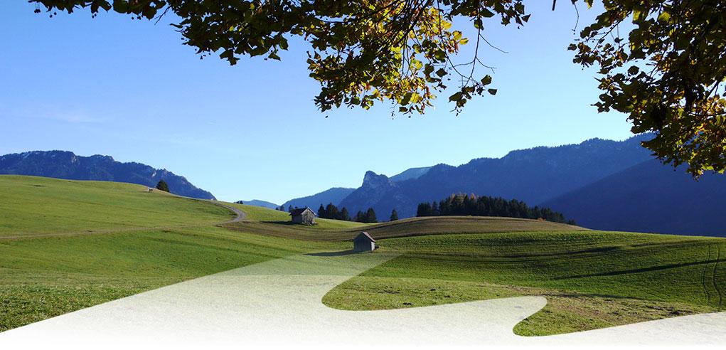 Meditationsweg-Unterammergau