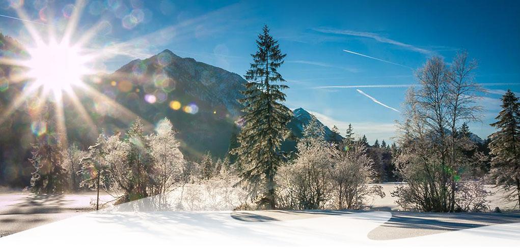 Hotel-Turmwirt-Winterlandschaft